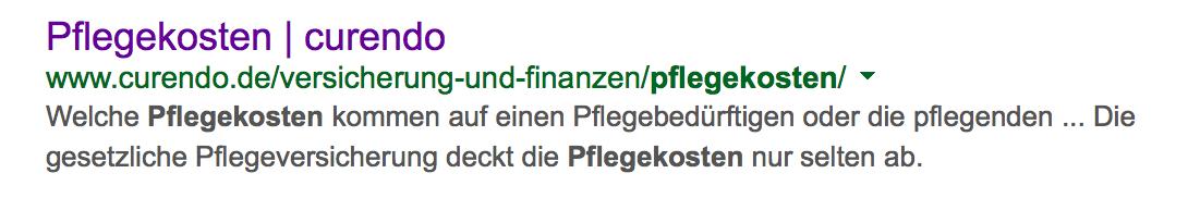 google-treffer